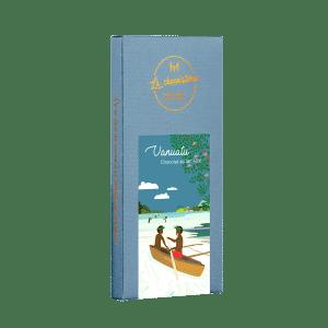 Vanuatu - chocolat au lait 45%